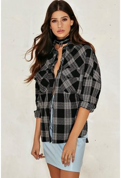 Holly Plaid Shirt