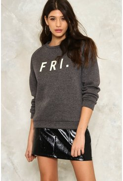 Alice Fri Sweatshirt
