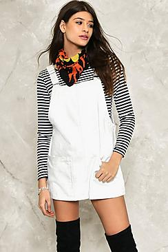 Hannah Dungaree Pinafore