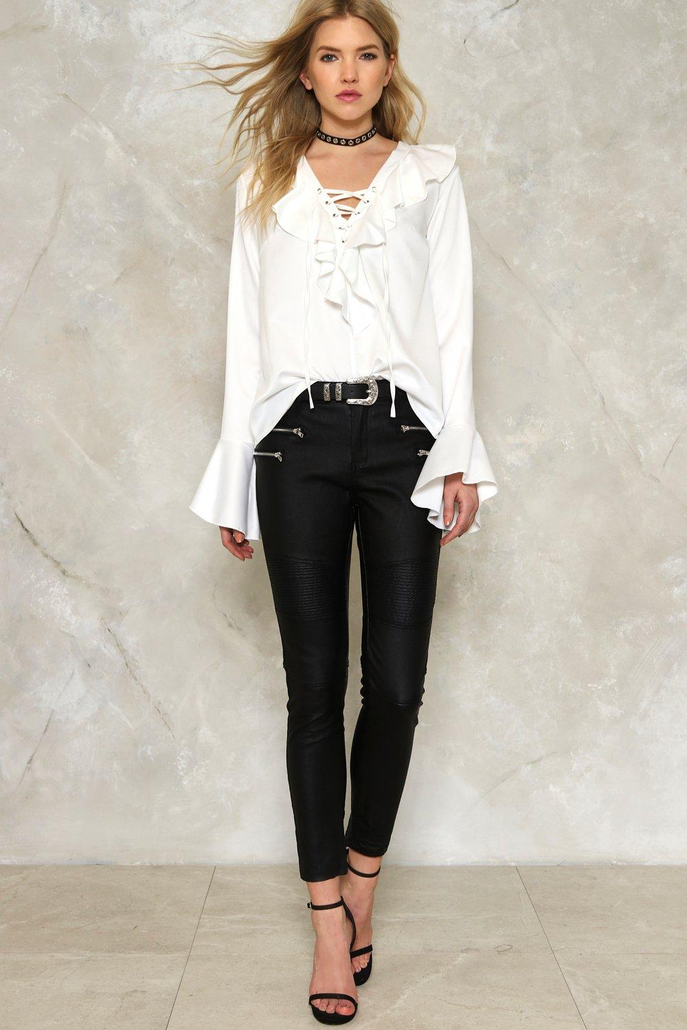 Jeans for Women: Distressed, High-Waisted Jeans ¦ Nasty Gal