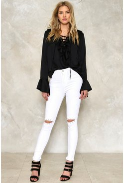 Perry Studded Jeans