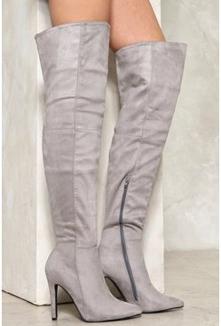 Legs for Days Stiletto Boot