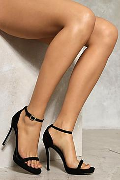 Barely There Heels