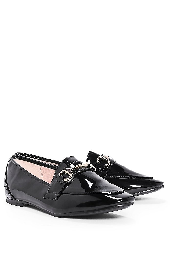 Gillian Patent Loafer
