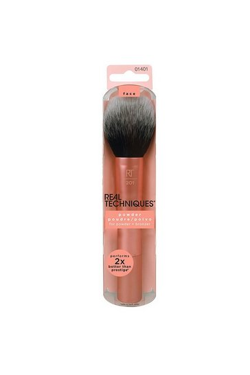 Bronze Real Techniques Powder Brush