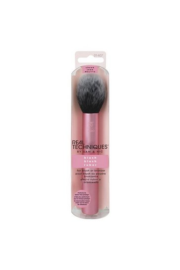 Purple Real Techniques Blusher Brush