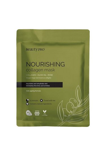 Olive BeautyPro Nourishing Sheet Mask