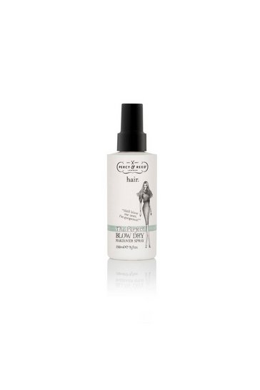 Clear Percy And Reed Perfect Blow Dry Spray 150ml