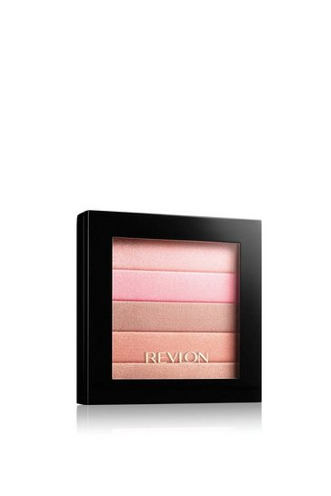 Soft pink Revlon Highlighting Palette Rose Glow