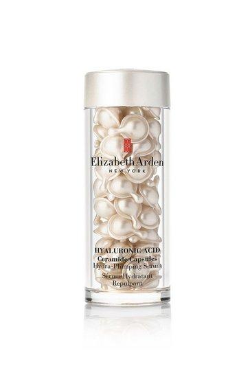 Clear Elizabeth Arden Hyaluronic  Hydra-plump Serum