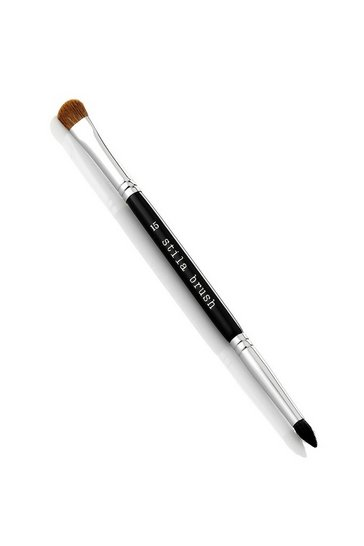 Black Stila #15 Double Sided Brush