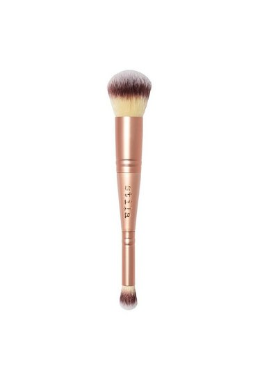 Gold Stila Double Ended Complexion Brush