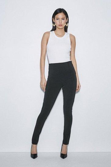 Black Label Italian Technical Jersey Legging