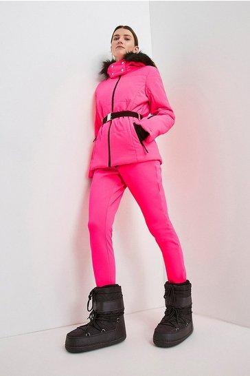 Fuchsia Ski Trouser