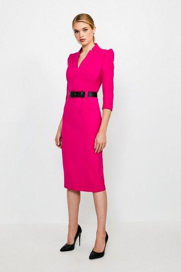 Magenta Forever Dress