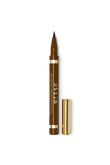 Stila SAD Waterproof Dark Brow Color