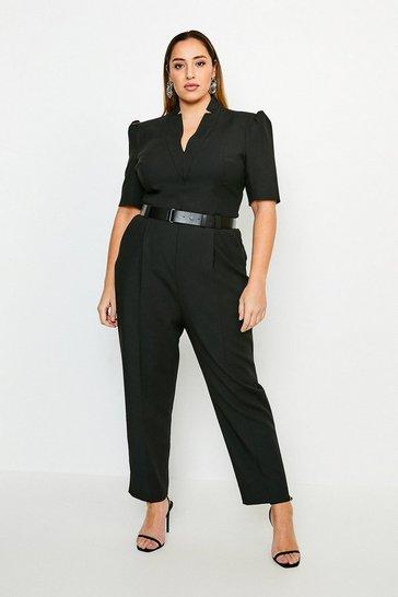 Black Curve Forever Jumpsuit
