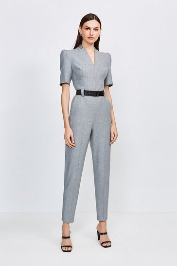 Grey Forever Jumpsuit