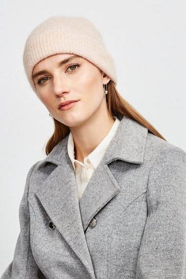 Blush Super Soft And Cosy Hat