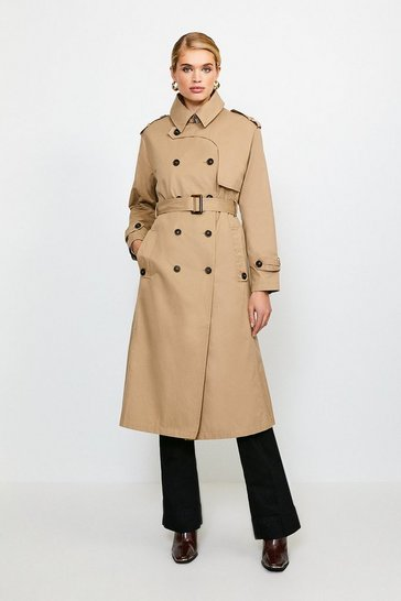 Camel Classic Trench