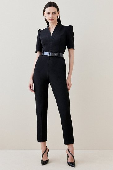 Black Forever Jumpsuit