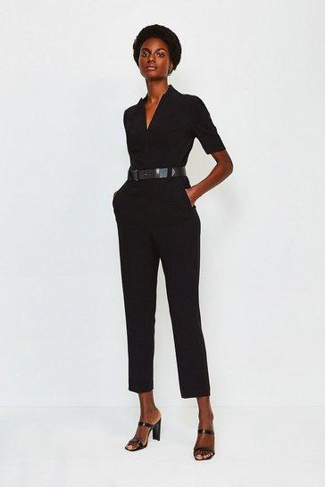 Black Forever Jumpsuit