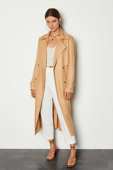 Tan Tencel Lightweight Mac