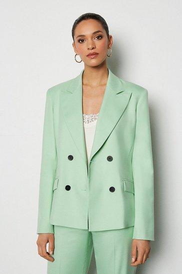 Mint Tailoring Blazer