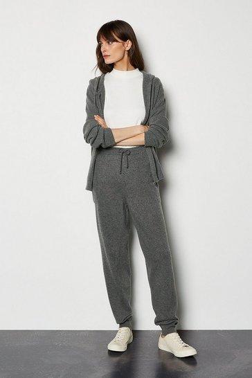 Grey Cashmere Jogger