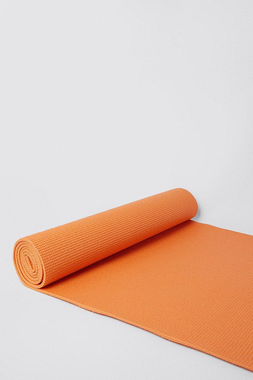 Novelty Gifts Womens Exercise Mat - orange, Orange