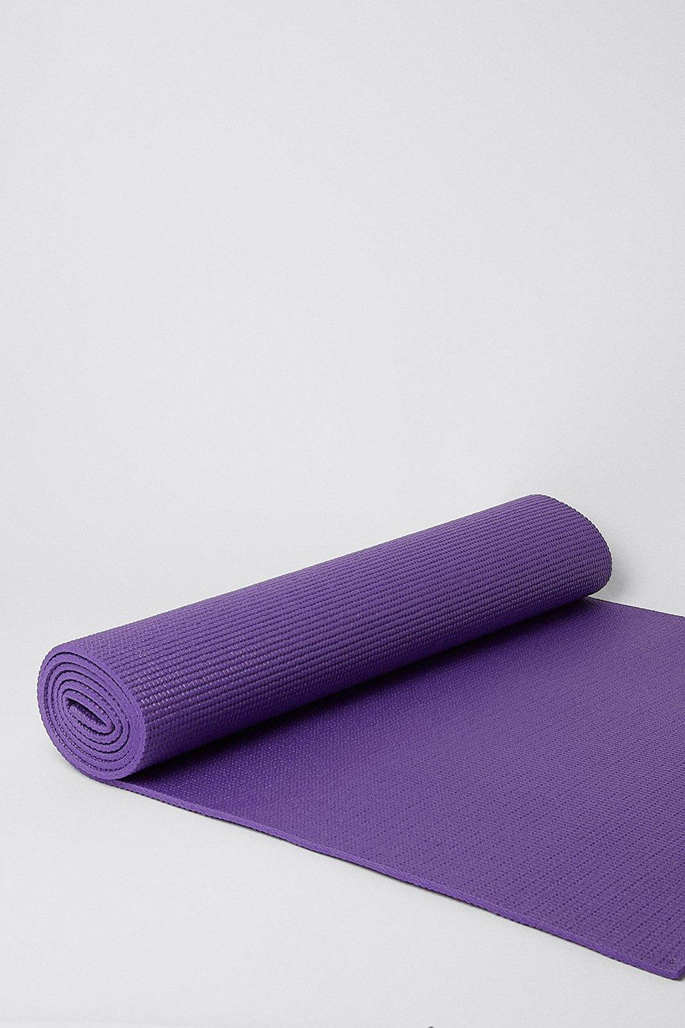 Novelty Gifts Womens Exercise Mat - purple, Purple