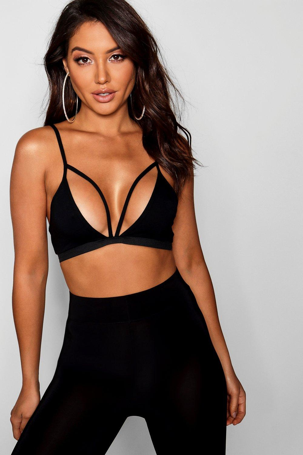 Polly Strappy Bralet