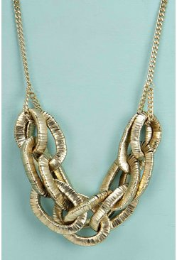 Lily Chunky Chain Necklace