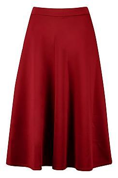 boohoo moda Faldas