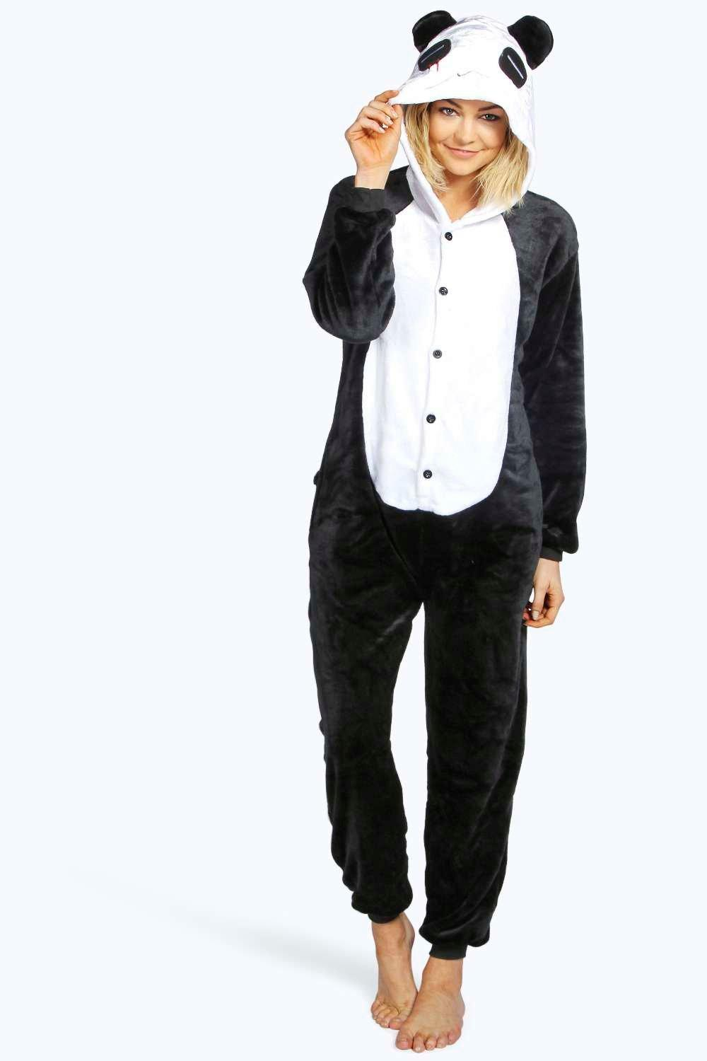 Pat Panda Supersoft Novelty Onesie
