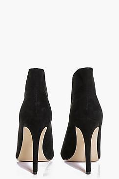 boohoo moda Zapatos De Tacón