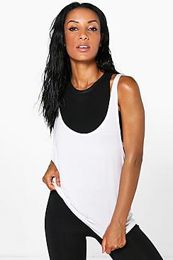 Laura Cross Back Running Vest