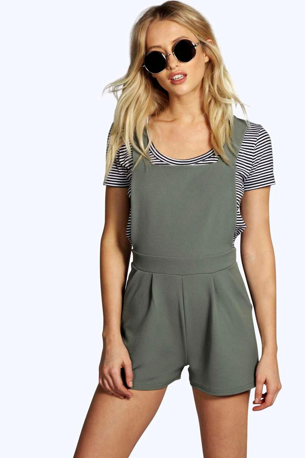 Dalia Dungaree Playsuit