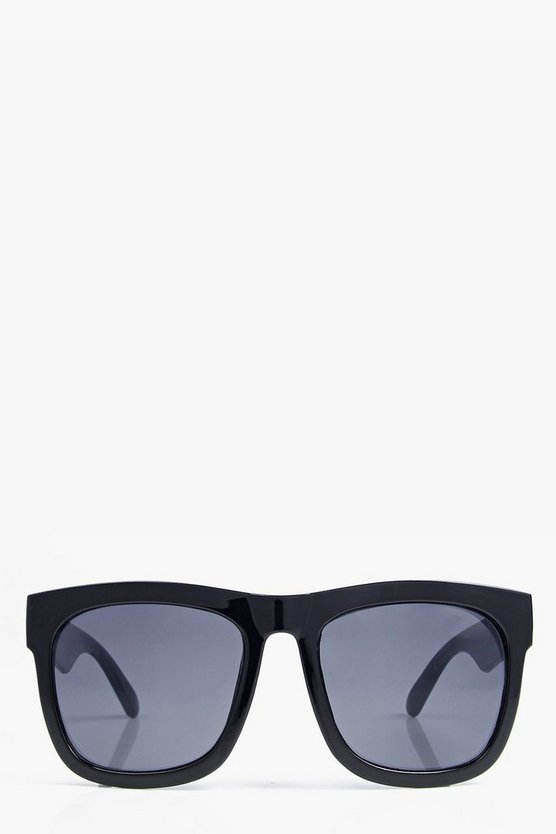 Sophia Oversized Square Fashion Glasses