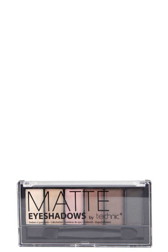 Matte Eyeshadow Six Palette