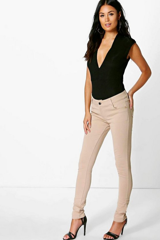 Ponte Super Skinny Stretch Trousers