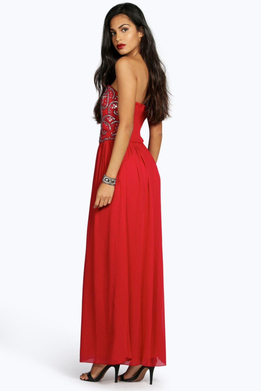 Creative  Womens Chiffon Long Maxi Dresses Halter Neck Sleeveless Beach Dress