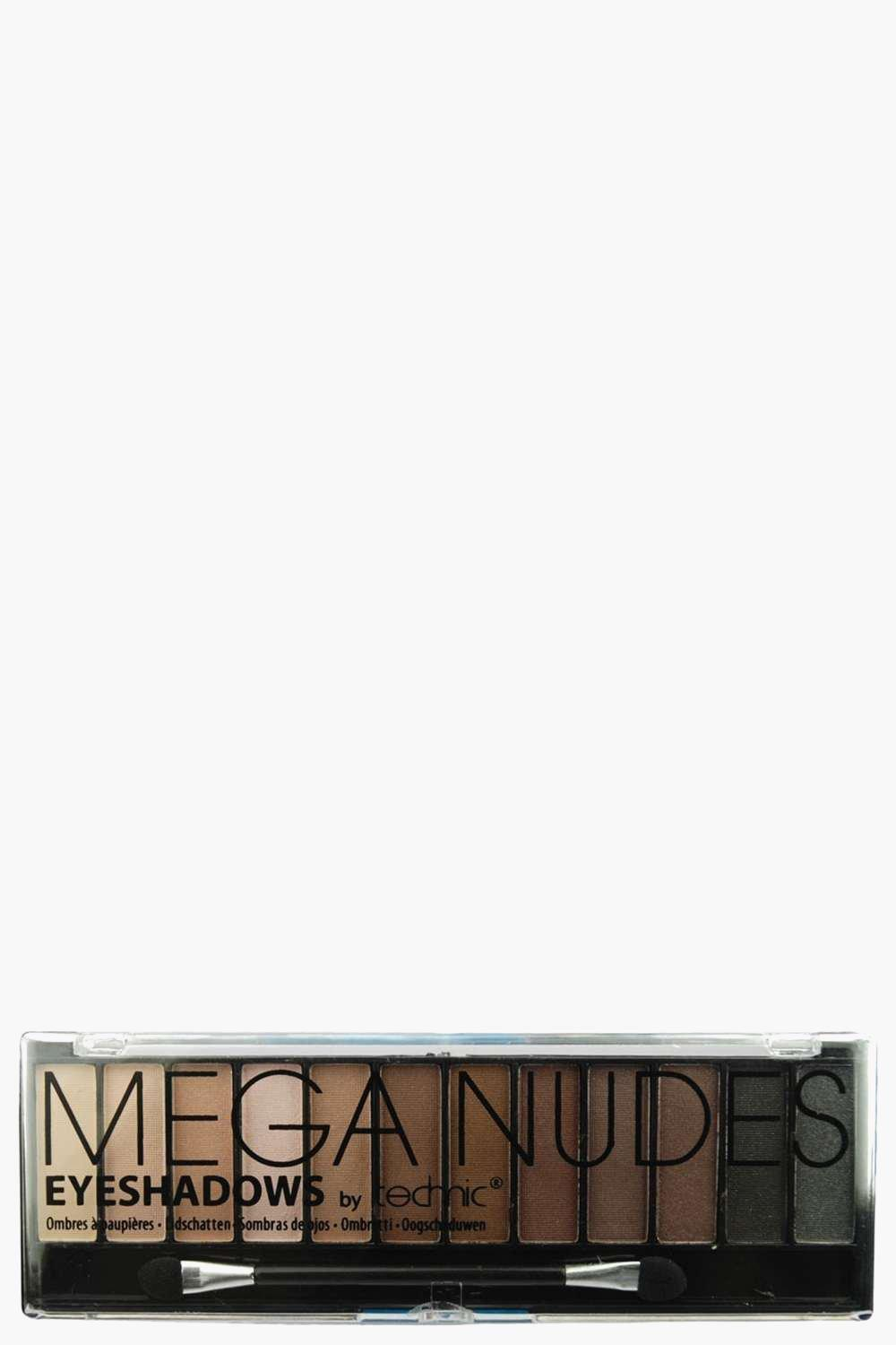 Mega Nude Eye Shadows
