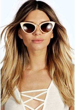 Boutique Claire Cat Eye Sunglasses