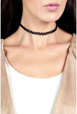 Lucy 90's Stretchy Choker