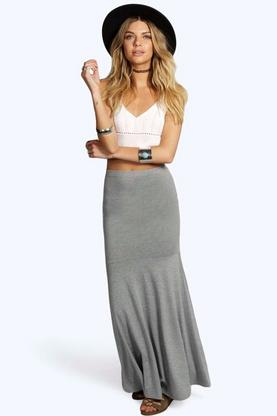 Rhian Drop Waist Maxi Skirt