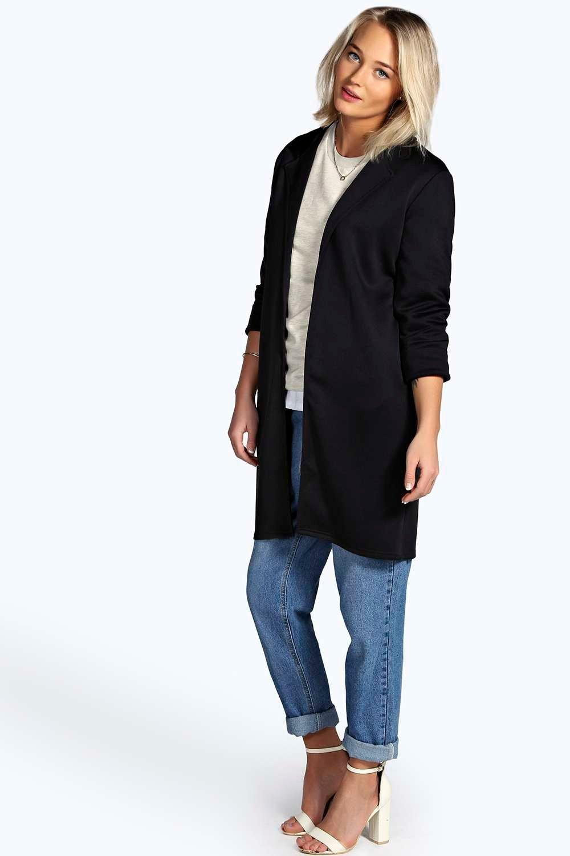 Duster Coat black