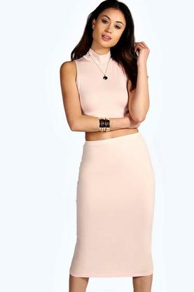 Kate High Neck Co-Ord Set
