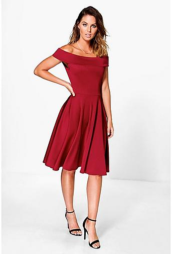 Wedding guest dresses dresses for weddings boohoo for Boohoo dresses for weddings