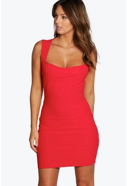 Candy Bodycon Dress